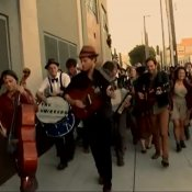 The Lumineers: dans la rue!